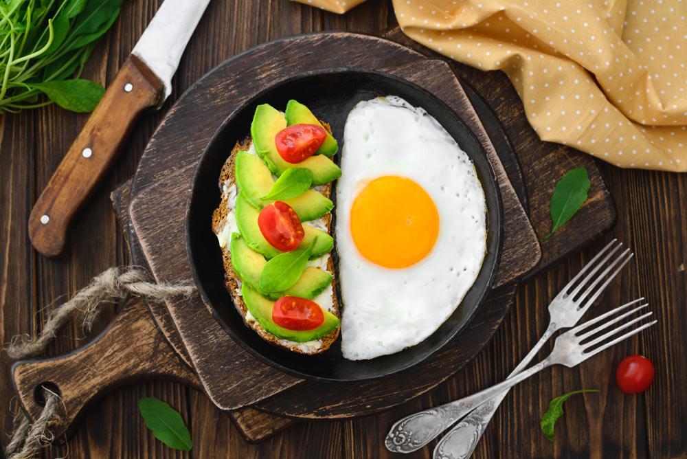pomysły na zdrowe i szybkie śniadania