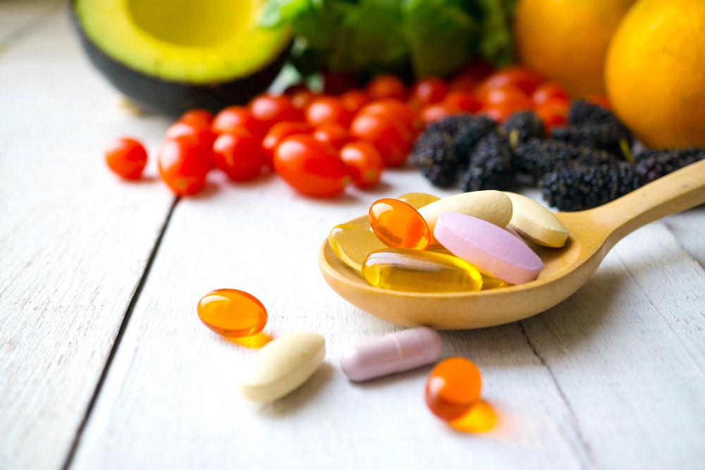witaminy w diecie