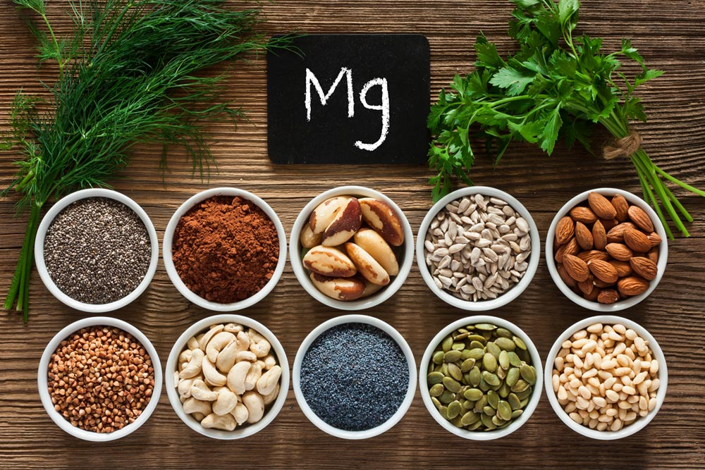 źródła magnezu w pożywieniu